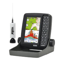 HONDEX PS-611CN-WP 5inch Wide Color LCD Portable Fish Finder