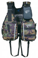 Anglers Design EVOV-03 Evolution Game Vest GR Camouflage