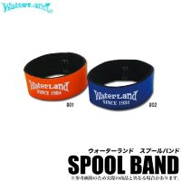 WATERLAND Spool Band M Blue