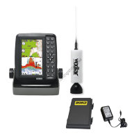 HONDEX PS-611CN 5inch Wide Color LCD Portable Fish Finder