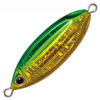 ANGLERS REPUBLIC Slow Blatt CAST / OVAL30 / Gold Green