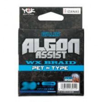 YGK GALIS ALGON ASSIST PET IN TYPE 6m HANGER PACK BLUE BL 180Lb #20