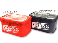 DRESS Tackle Clear Case S Red