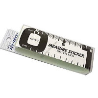 SMITH Pisi:Z Measure Sticker 702  White