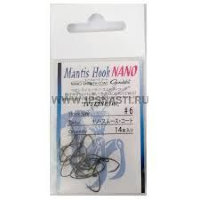 Ivyline Mantis HOOK NANO No.6 (14 pcs )