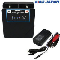 BMO JAPAN Lithium-ion Battery 6.6Ah (Charger Set)