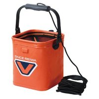 PROX Viceo Rod Holder Live Bucket Orange