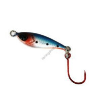 ALPHA TACKLE (Glory Fish) Petit Jig Fat Fish 7.0g  #Sardine
