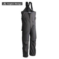 Anglers Design ADR-10 Protection Rain Pants Black L