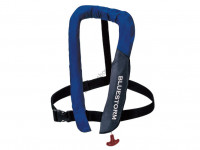 Bluestorm Automatic inflatable life jacket (suspender type) BSJ-2920RS BLUE