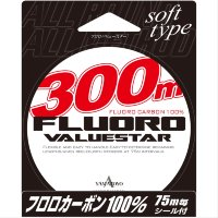 Yamatoyo Fluoro VALUESTAR 300m Transparent #2.5
