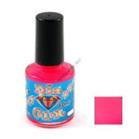 TOHO Dia Color  Fluorescent Pink  10 ml