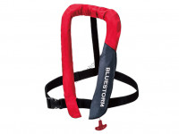 Bluestorm Automatic inflatable life jacket (suspender type) BSJ-2920RS RED