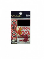 Sasame 200-F Red Power Stainless Swivel No.8