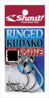 Shout! 207-RK RINGED KUDAKO 4 / 0