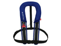 Bluestorm Automatic inflatable life jacket (suspender type) BSJ-8320RS BLUE