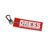 "DRESS Keychain  ( Measure for App ""Bakucho Major"" )"