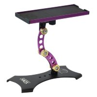 PROX PX9284STP Wakasagi Multi-Action Table High Type (Stand Type) Purple