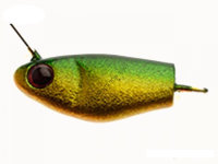 BAIT BREATH Cherry Spin 1/2 08 Gold Green