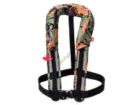 Bluestorm Automatic inflatable life jacket (suspender type) BSJ-8320RS CAMO