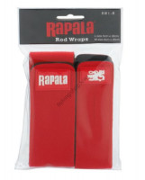 RAPALA RW1  Rod Wraps  Red