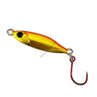 ALPHA TACKLE (Glory Fish) Petit Jig Fish 5.0g  #Orange Gold