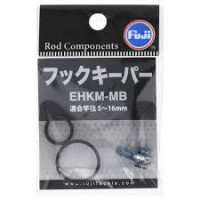 FUJI EHKM-MB Hook Keeper For Lures