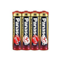 PANASONIC LR03XJ/4SE Alkaline Battery AAA Type  4 Pack