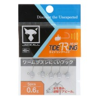 JACKALL Tide Ring Head 0.6g (5pcs)