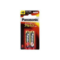 PANASONIC LR03XJ/2B Alkaline Battery AAA Type  2 Pack