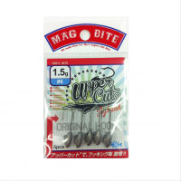 HARIMITSU MB-01 UPPER CUT JIG HEAD #6 1.5g