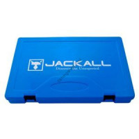 JACKALL 2800D Tackle Box M Blue