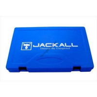 JACKALL 3000D Tackle Box L Blue