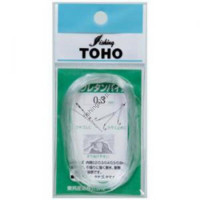 TOHO Urethane pipe 0.3 mm 0.9 mm
