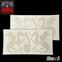 SOULS Cutting Sticker S