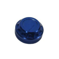 Alfa Tackle A co-UPA-006 AluMinium Handle Cap blue