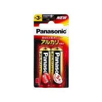 PANASONIC LR6XJ/2B Alkaline Battery