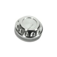 Alfa Tackle A co-UPA-006 AluMinium Handle Cap silver