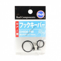 FUJI EHKM-PW Hook Keeper For Lures