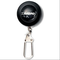 DAIWA Pin-On Reel 45R  Black