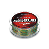 VARIVAS Avani Jigging 10 x 10 Max Power PE x8 [10m x 10color Marking Line] 300m #2 (33lb)