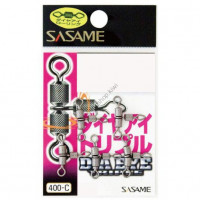 Sasame 400-C Diamond Eye Triple 4x5