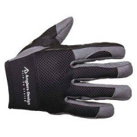Anglers Design ADG-15 Slip on Offshore Gloves Black L