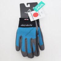 Anglers Design ADG-15 Slip on Offshore Gloves Blue M