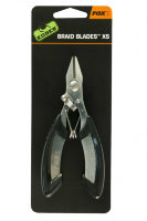 FOX Edges Carp Braid Blades XS