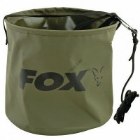 FOX Collapsible Water Bucket- Larget 10L
