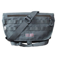 LINHA MSB-12N Mini Messenger Back Type IV  Stingray Black