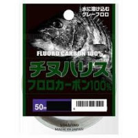 Yamatoyo Fluoro Black sea bream Snell Gray 50m #1.0