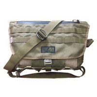 LINHA MSB-12N Mini Messenger Back Type IV  Stingray Khaki