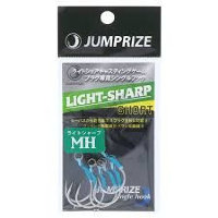 JUMPRIZE single hook light sharp short MH